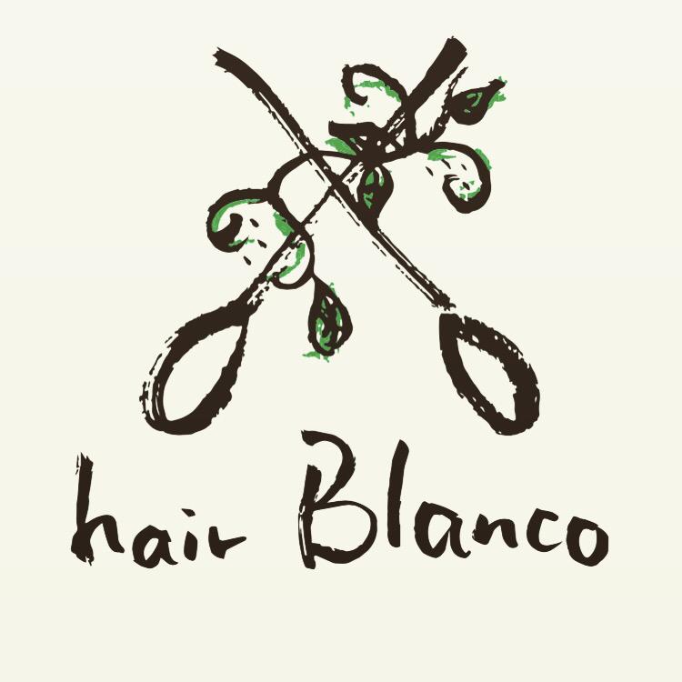 hair Blanco