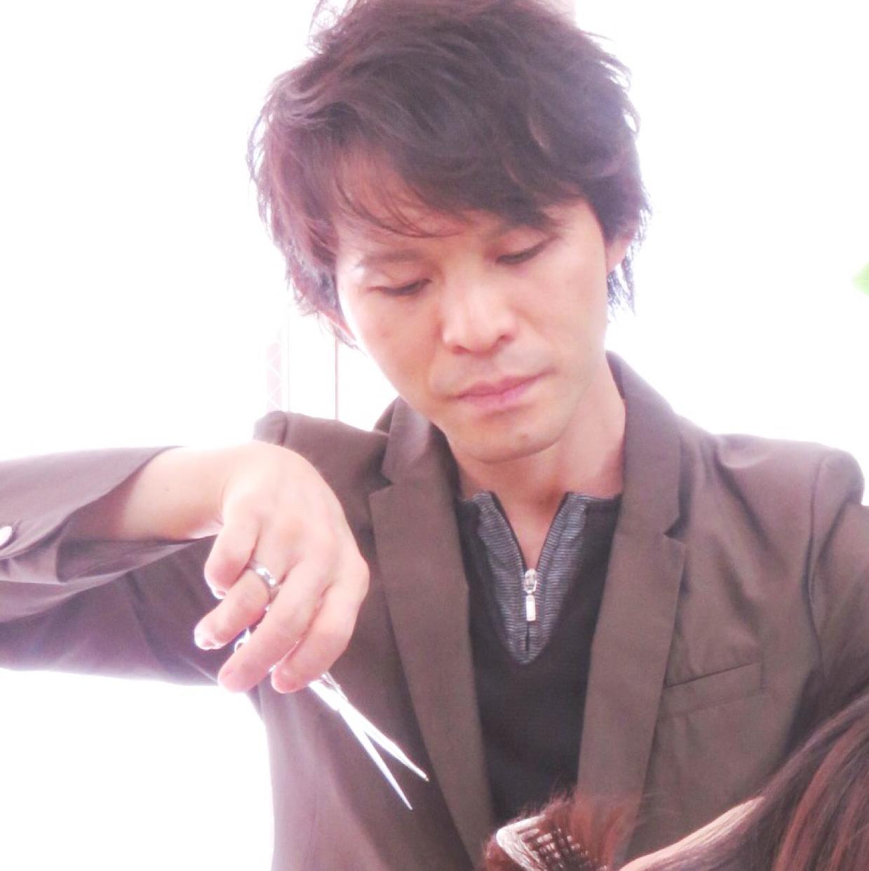 丸野 博之 〜 ヘアカフェ コトノハ 〜 長崎