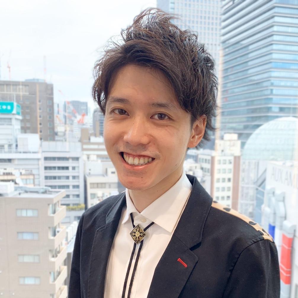 佐藤 侑哉 MINX銀座二丁目店