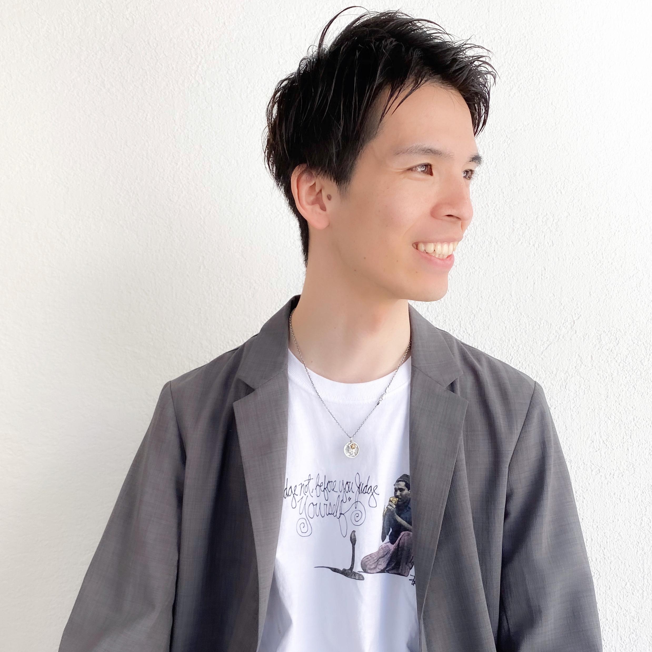 宮下 海斗.ショート.ボブ 、レイヤー【東三国】