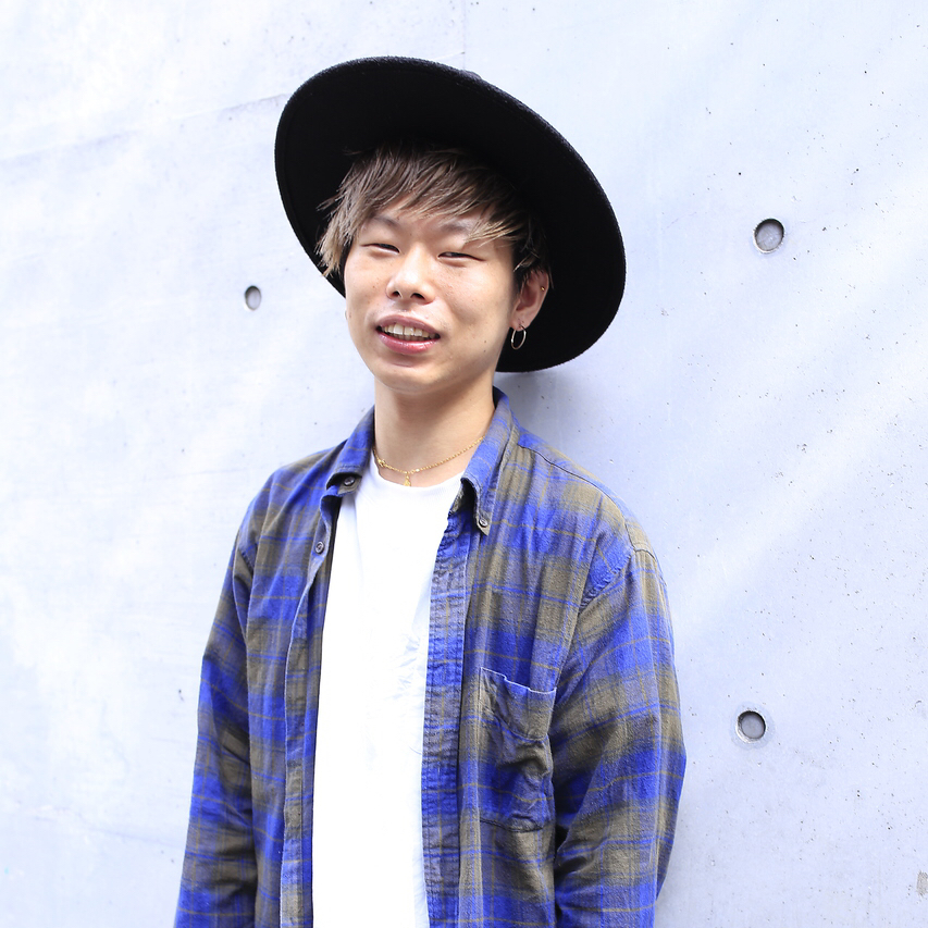 氏川雄斗/大阪/グレージュカラー/外国人風カラー