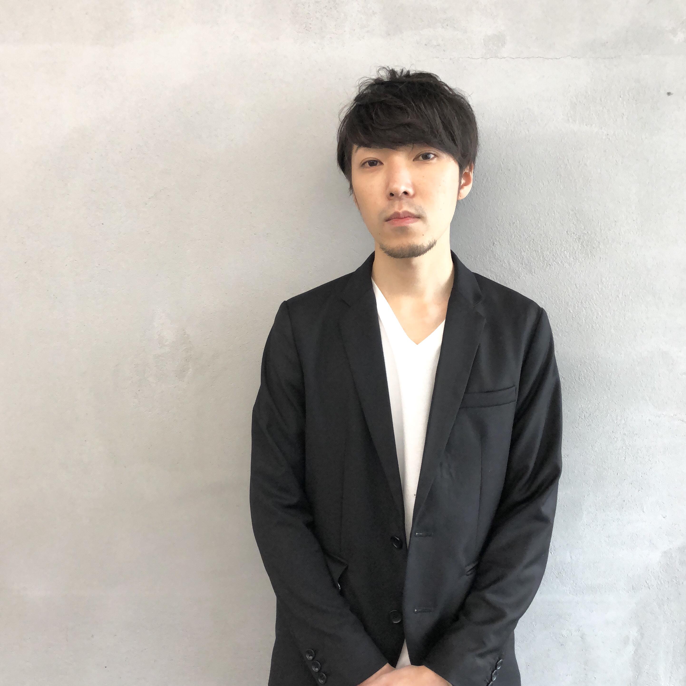 葛西 祐介【#tag】
