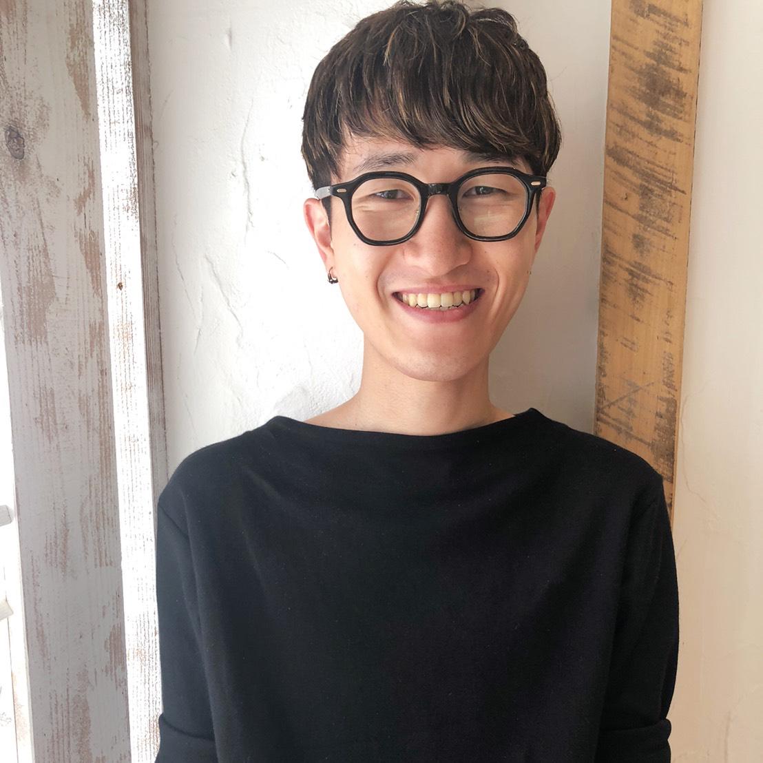 石津 慧/ヘアカラーリスト/iNOAカラー